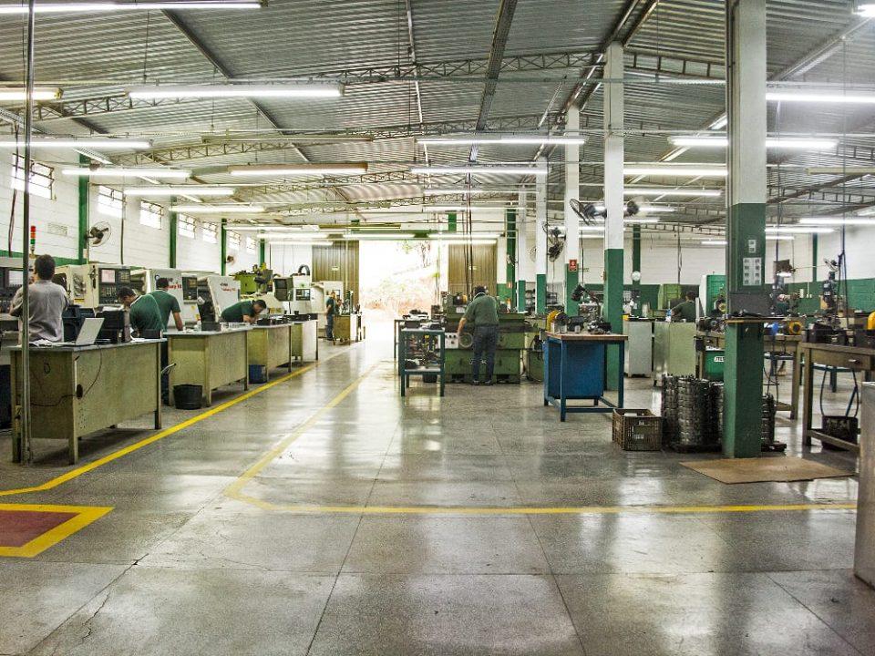 Mecânica Industrial